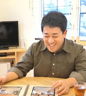 葛飾区堀切倉沢工務店の社長