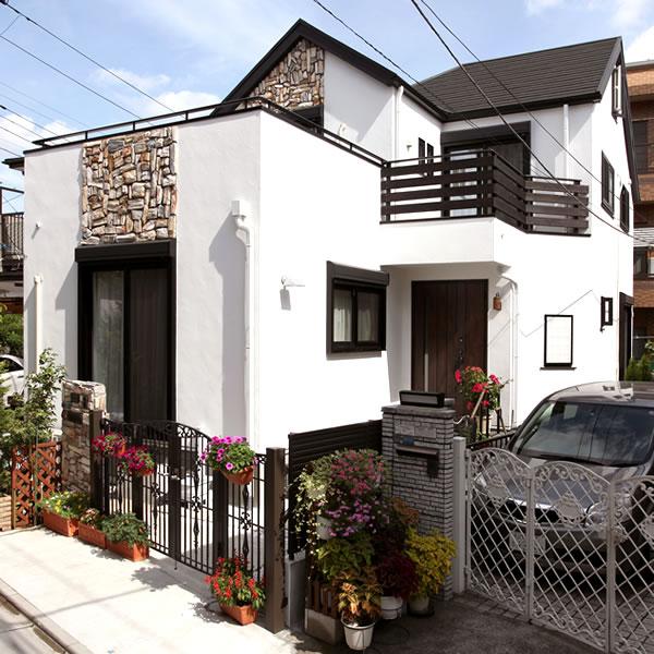 倉沢工務店で作る注文住宅 セレーヌ 高気密高断熱・しっくいの家プラン