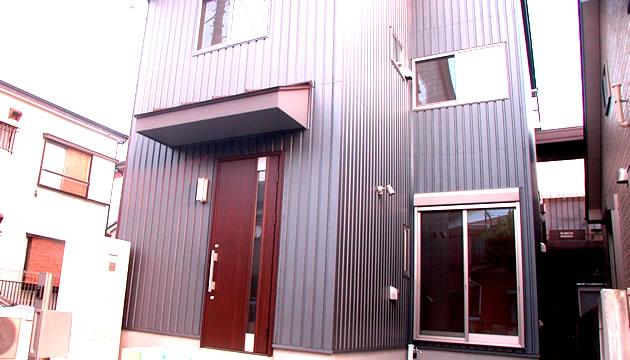 東京23区 倉沢工務店で作る注文住宅 スタッコ 高気密高断熱・しっくいの家プラン