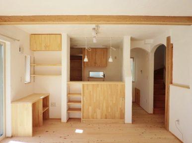 漆喰の家 自然素材の家