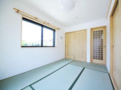 和室に合う格子ドア