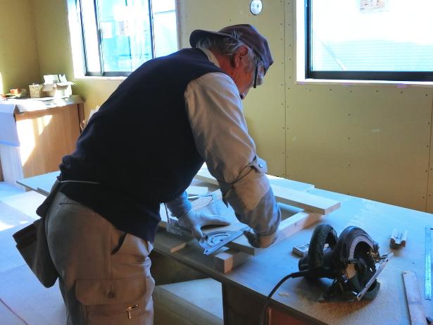 倉沢工務店の職人たちの努力と仕事