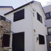 子供部屋の間仕切り壁の造作・ドアと窓の取り付け・ウッドデッキのリフォーム