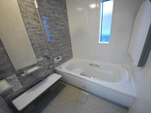新築 浴室