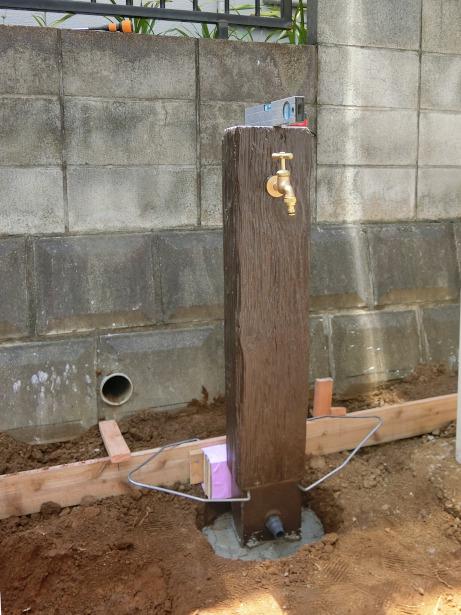 水栓柱工事