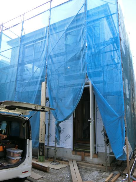足立区注文住宅新築工事
